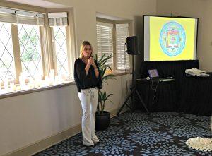 Integrative skincare leader, Christele de la Haye
