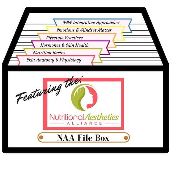 NAA File Box