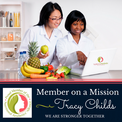 Member on a Mission--Tracy Childs
