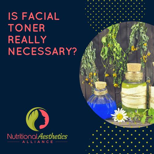 Is facial toner really necessary
