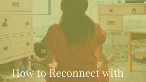How to Reconnect with Your Body for Clear Skin and Vibrant Health