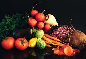 assorted vegetables
