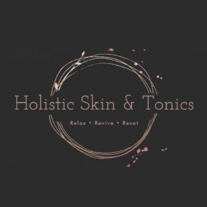 Holistic Skin & Tonics Logo
