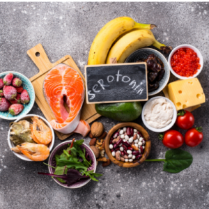 foods to help support serotonin production